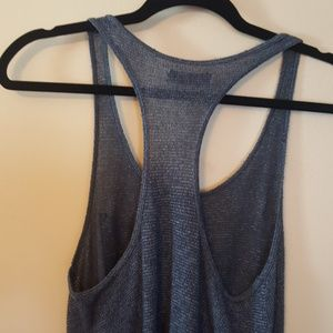 hollister Tops - 3 for $12 Hollister knit tank, grey, small